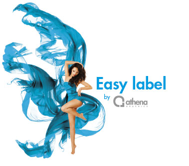athena easy label