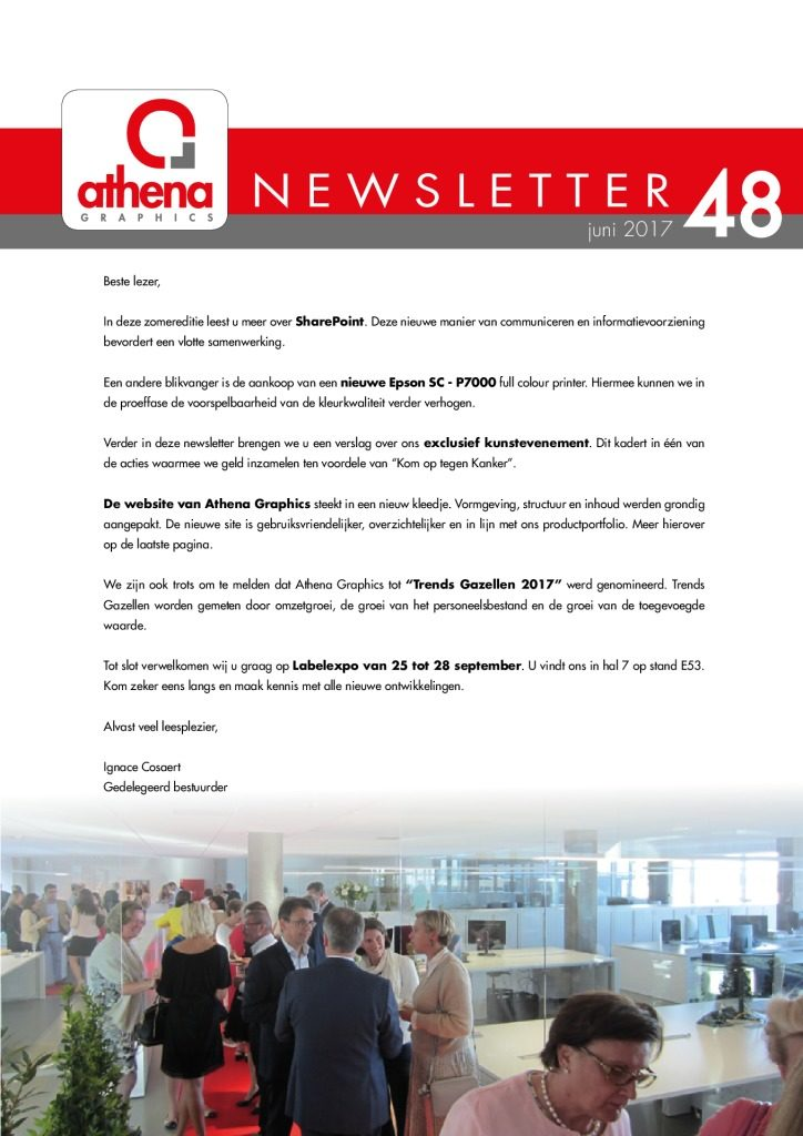 thumbnail of Newsletter 48 Nederlands